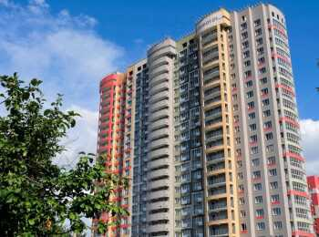 Закругленные формы балконов